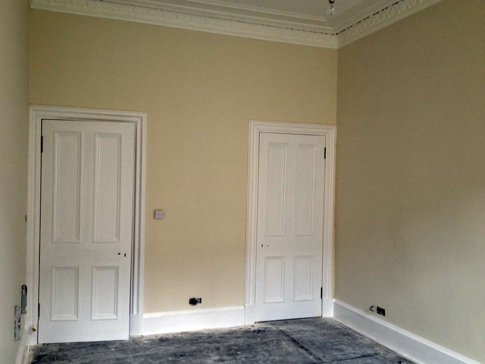JD Decorators & Painters serving Hamilton, Glasgow.